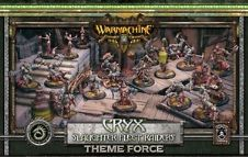 Cryx Blackfleet Theme Force Box (mixed resin/metal)